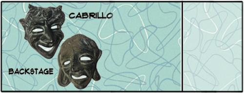 Cabrillo Backstage